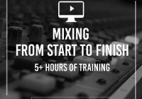 Production Music Live Mixing A Track From Start To Finish TUTORiAL-TZ Group