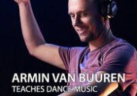 Armin Van Buuren Teaches Dance Music Course