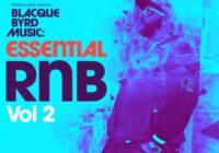 Producer Loops Blacque Byrd Music: Essential RnB Vol.2 WAV MIDI