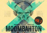 Producer Loops Moombahton Anthems Vol.2 WAV MIDI