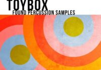 ModeAudio Toybox - Found Percussion Samples WAV