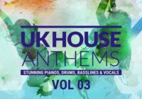 Producer Loops UK House Anthems Vol 3 Sample Pack