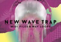 SRR New Wave Trap [MIDI Files & Wav Loops]