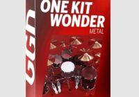 Getgood Drums One Kit Wonder: Metal KONTAKT