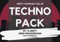Unity Samples Vol.20 by D-Unity, Dino Maggiorana feat. D.Mongelos WAV