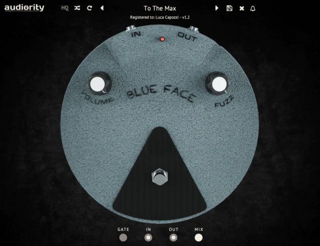 Audiority Blue Face v1.2.1 VST2 VST3 AU AAX