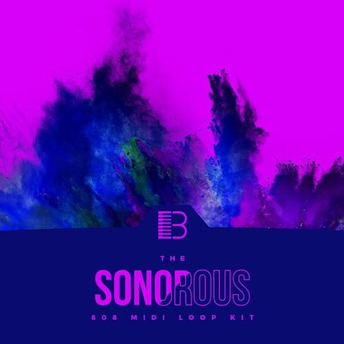 Brandon Chapa Sonorous 808 Midi Loop Kit WAV MIDI