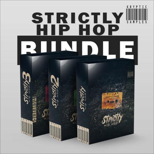 Kryptic Samples Strictly Hip Hop Bundle WAV MIDI