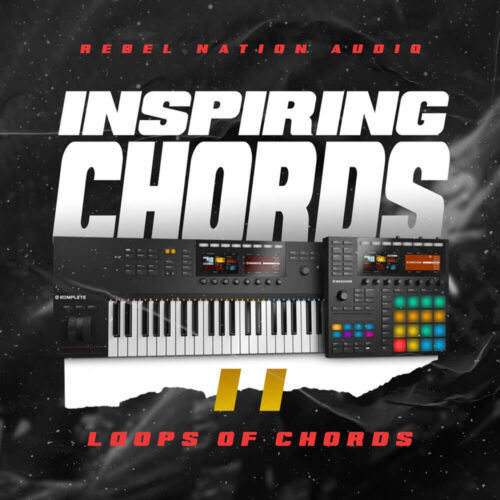Rebel Nation Audio Inspiring Chords II WAV MIDI