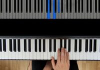 Quick Complete Piano Course For Beginners TUTORIAL